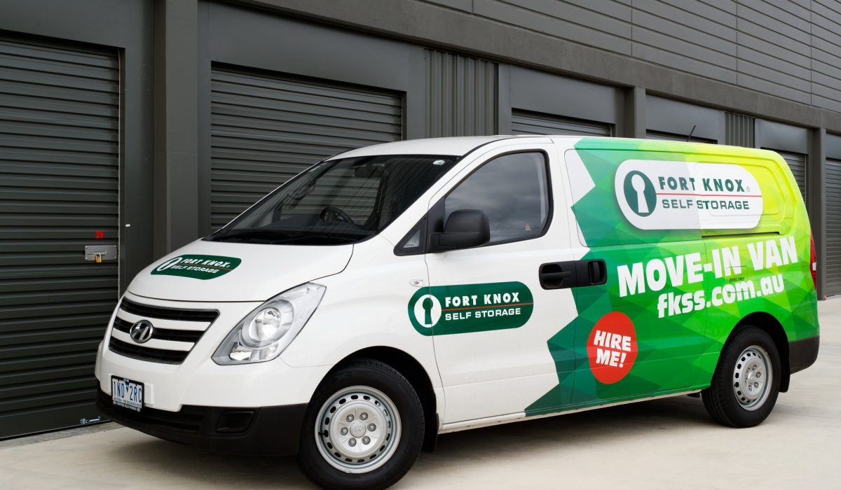 Free Move-In Van