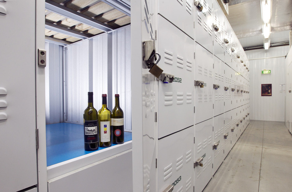 Wine Storage at Fort Knox