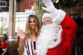 Jen Hawkins Myer Christmas Windows