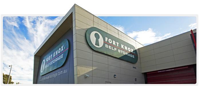 Fort Knox Bushfire Storage