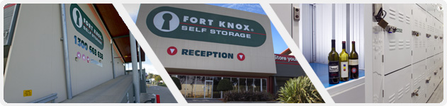 Fort Knox Scoresby Location