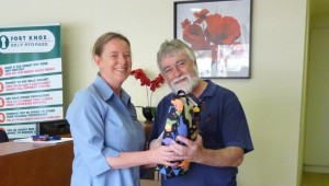 Storer of the Month - Andrew Mackenzie - Eltham Self Storage Royalty.