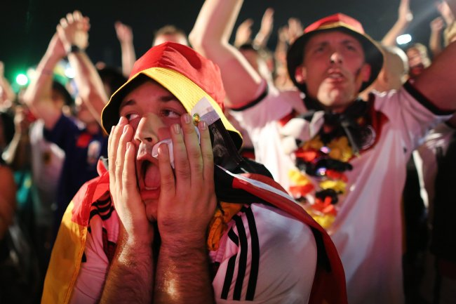 German fan - Fort Knox Sports Blog