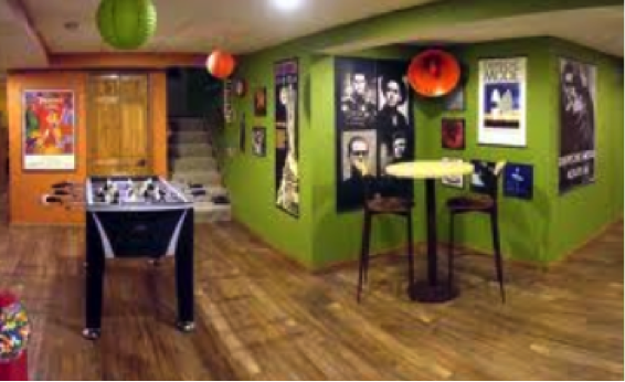 The Man Cave Storage : The evolution of man cave fort knox self storage