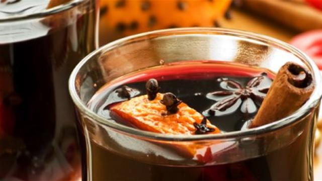 Mulled wine - the cause of, and solution to, most of life's problems!