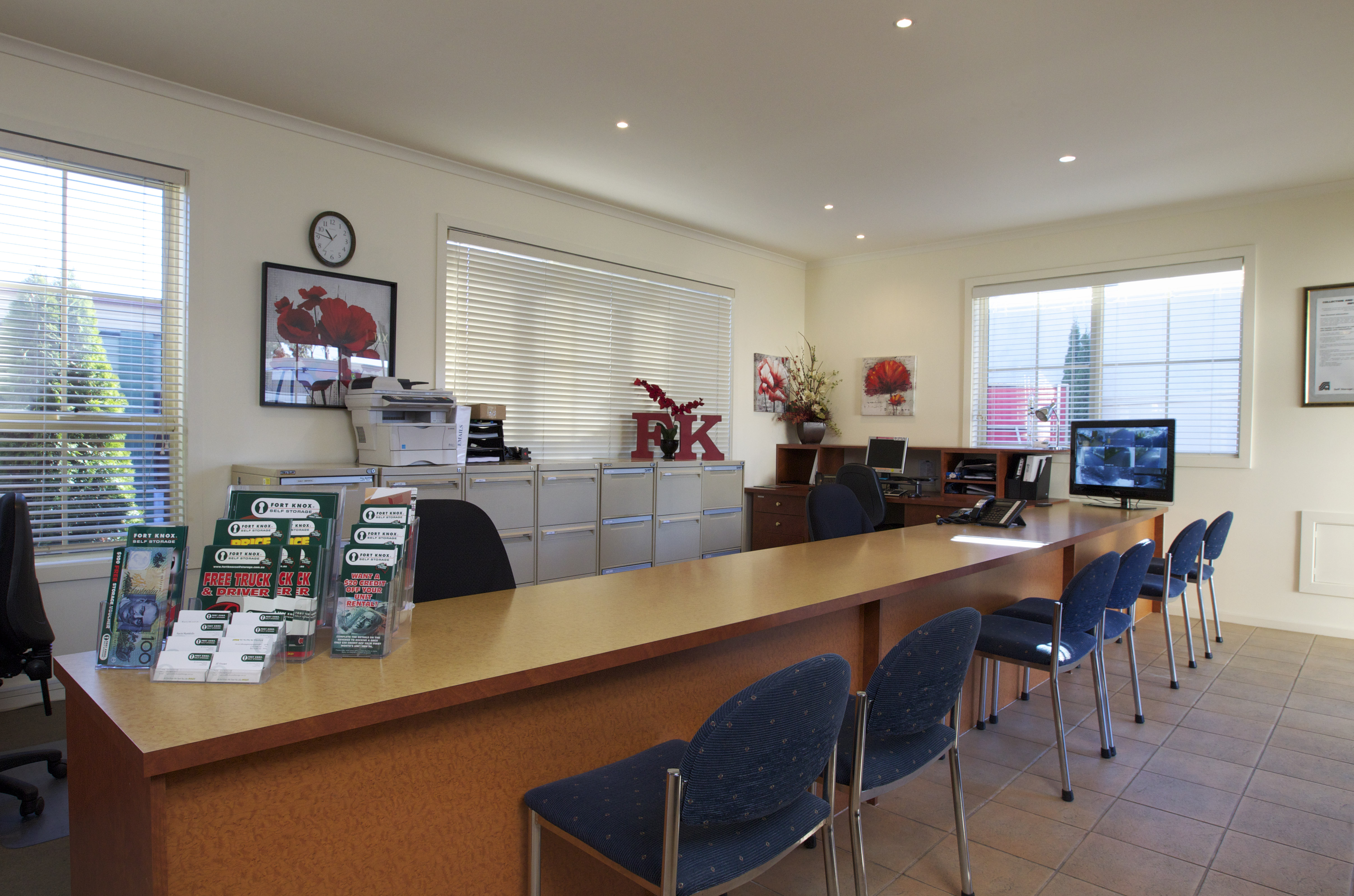 Fort Knox Ringwood Office