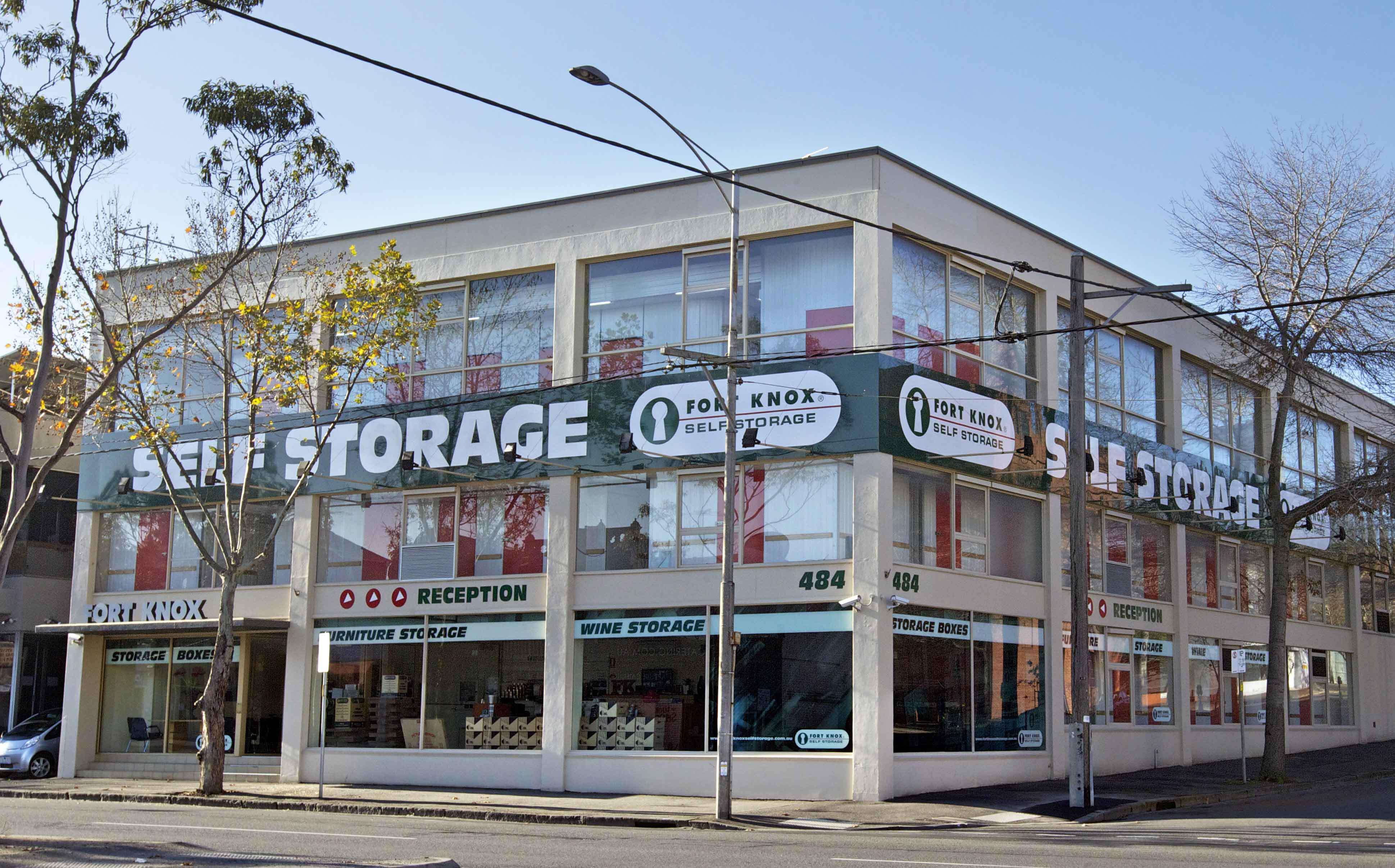 Melbourne Storage Fort Knox