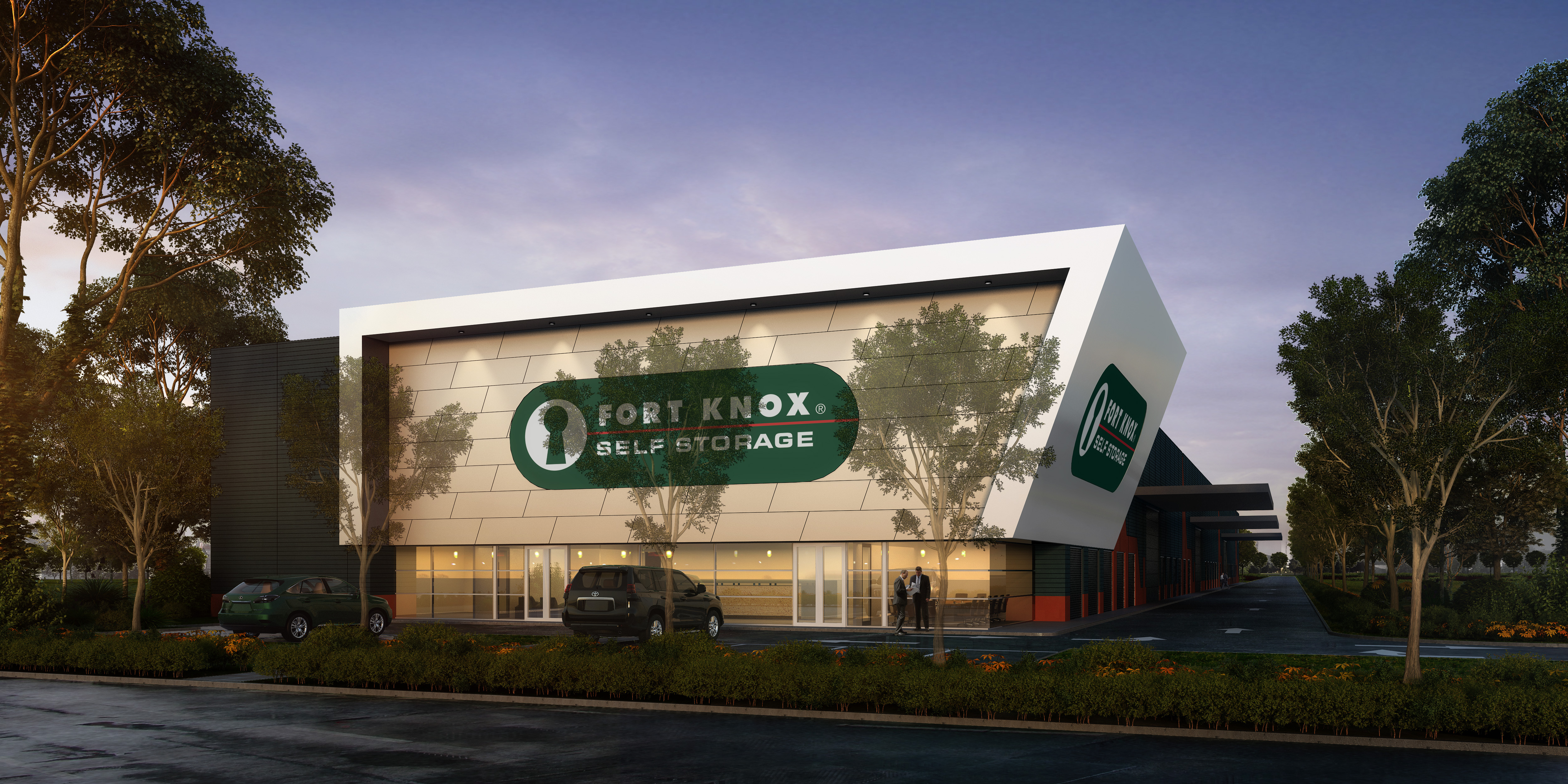 Artist's impression of what our brand new Keysborough facility will look like. Due for completion in 2016.