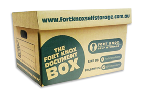 Fort Knox Document Box