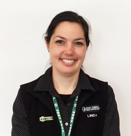 Linda - Site Manager at Fort Knox Keysborough