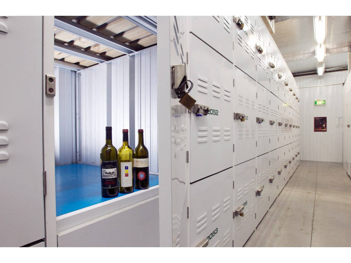 FORTKNOX WINE STORAGE