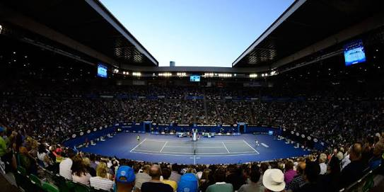 Australian Open 2017 Image Courtesy of Pieces of Victoria