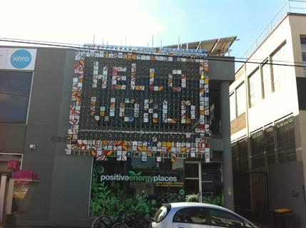 Green Transfer Project - 490 Spencer St, West Melbourne