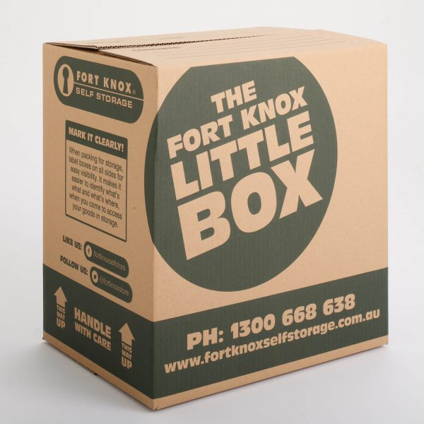 Fort Knox Little box small moving box