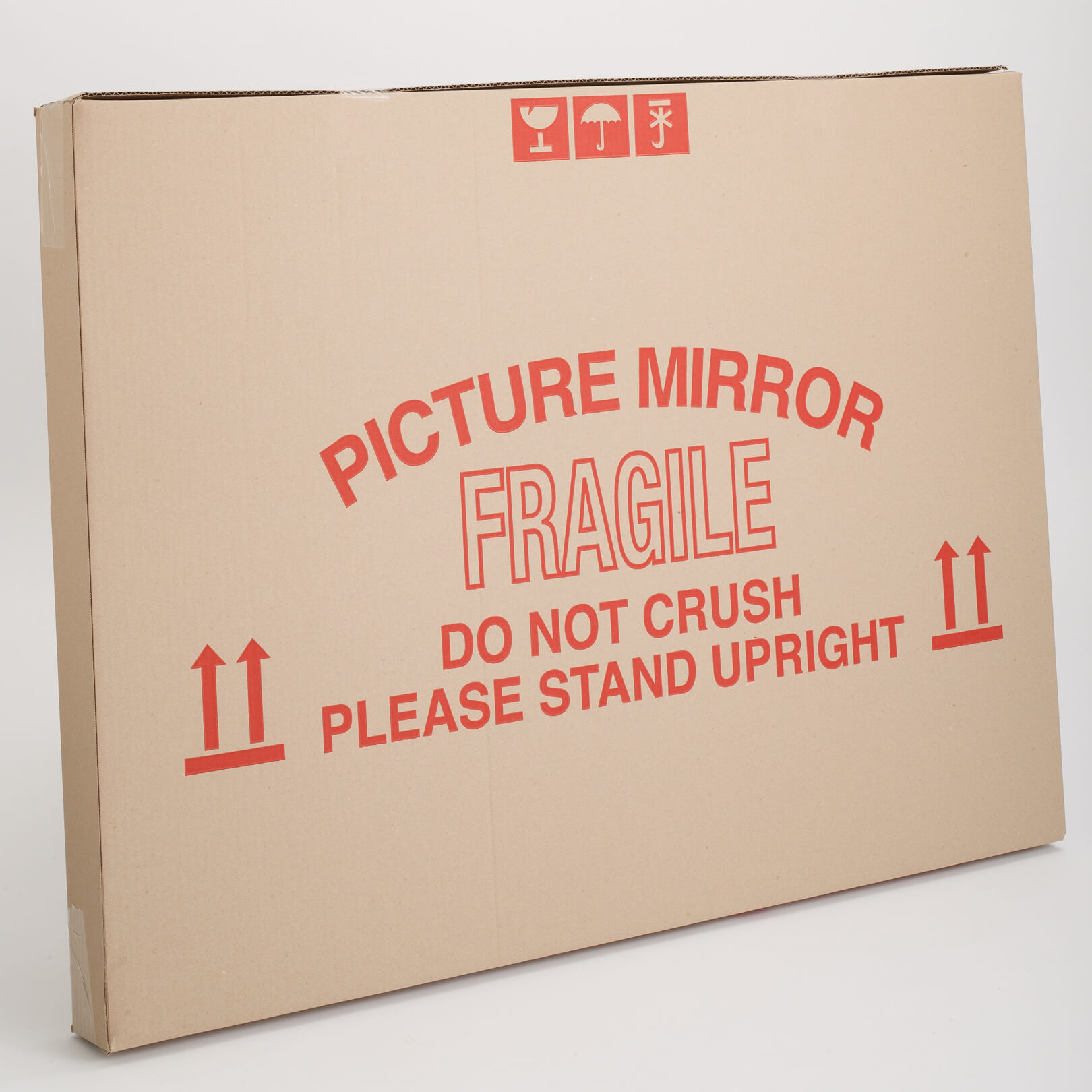 picture and mirror moving box