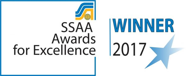 SSAA Winner Logo